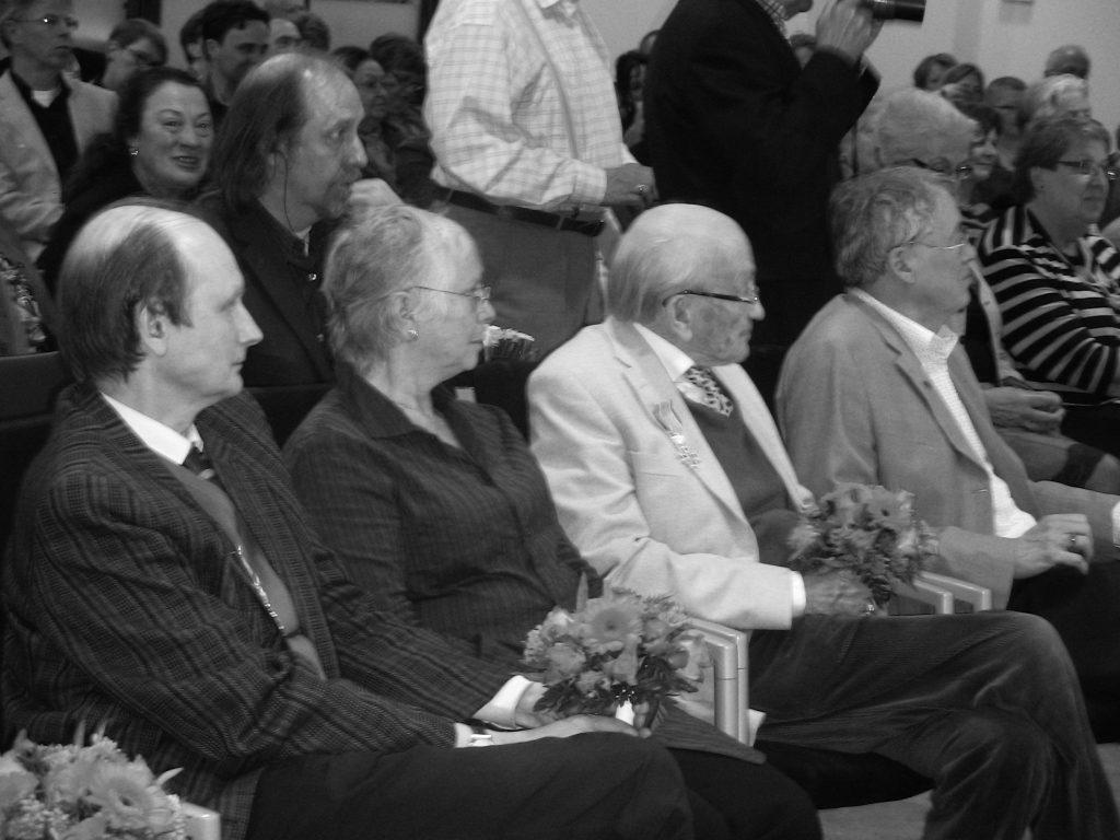 Prof. dr. Rob Janssen en Drs. Jan de Breet worden benoemd tot Ridder in de Order van Oranje Nassau